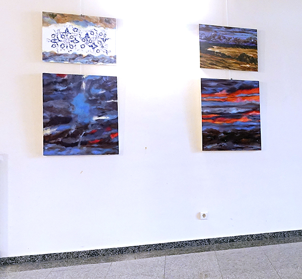 Christiane John: Malerei Ausstellungen